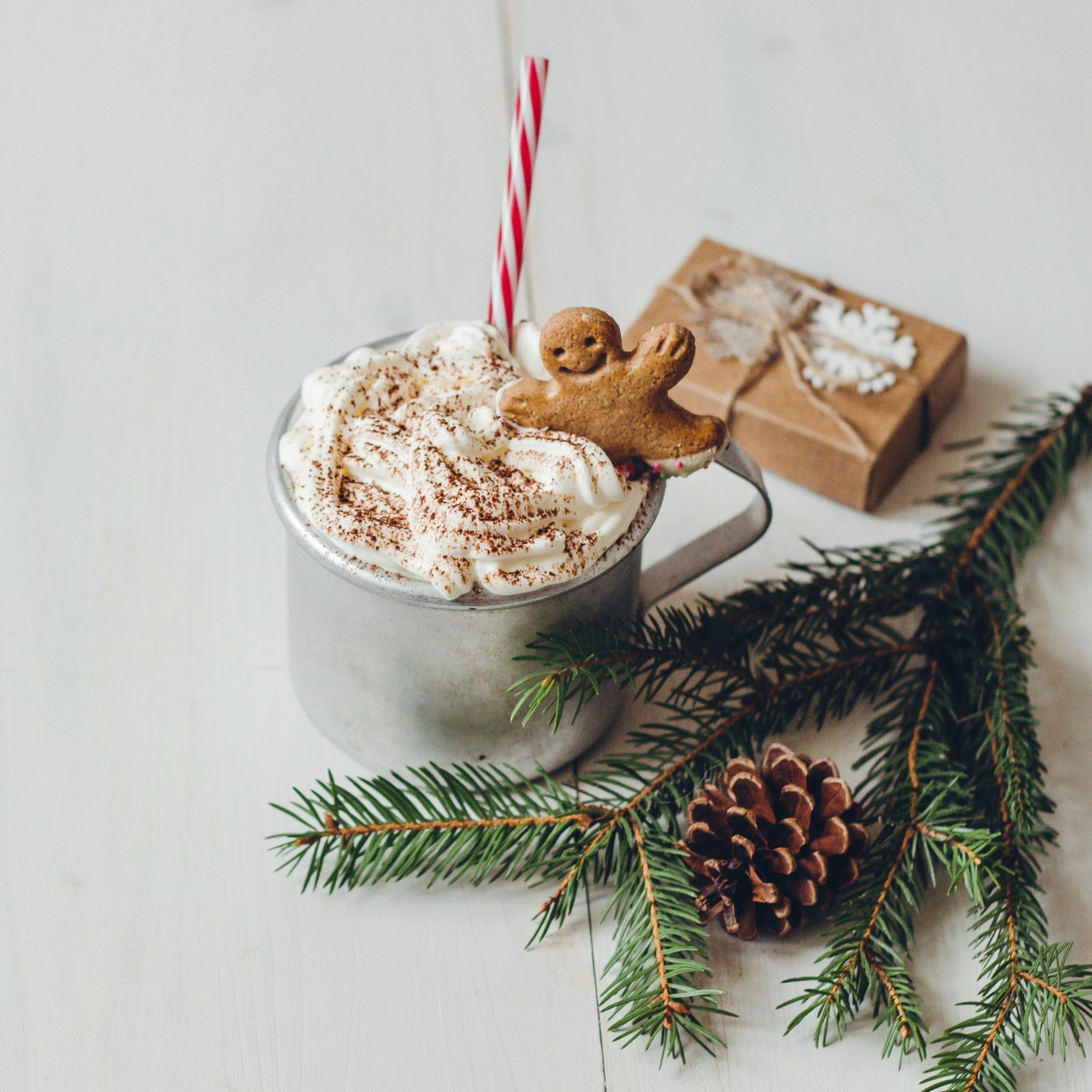 Gingerbread Cuppa