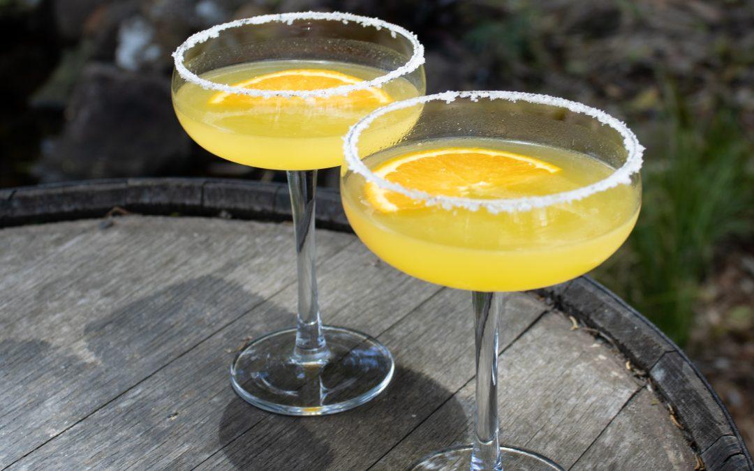 Orange & Lime Margarita