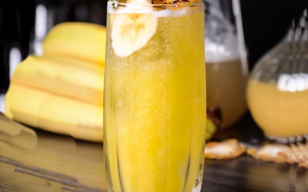 Banana Fizz