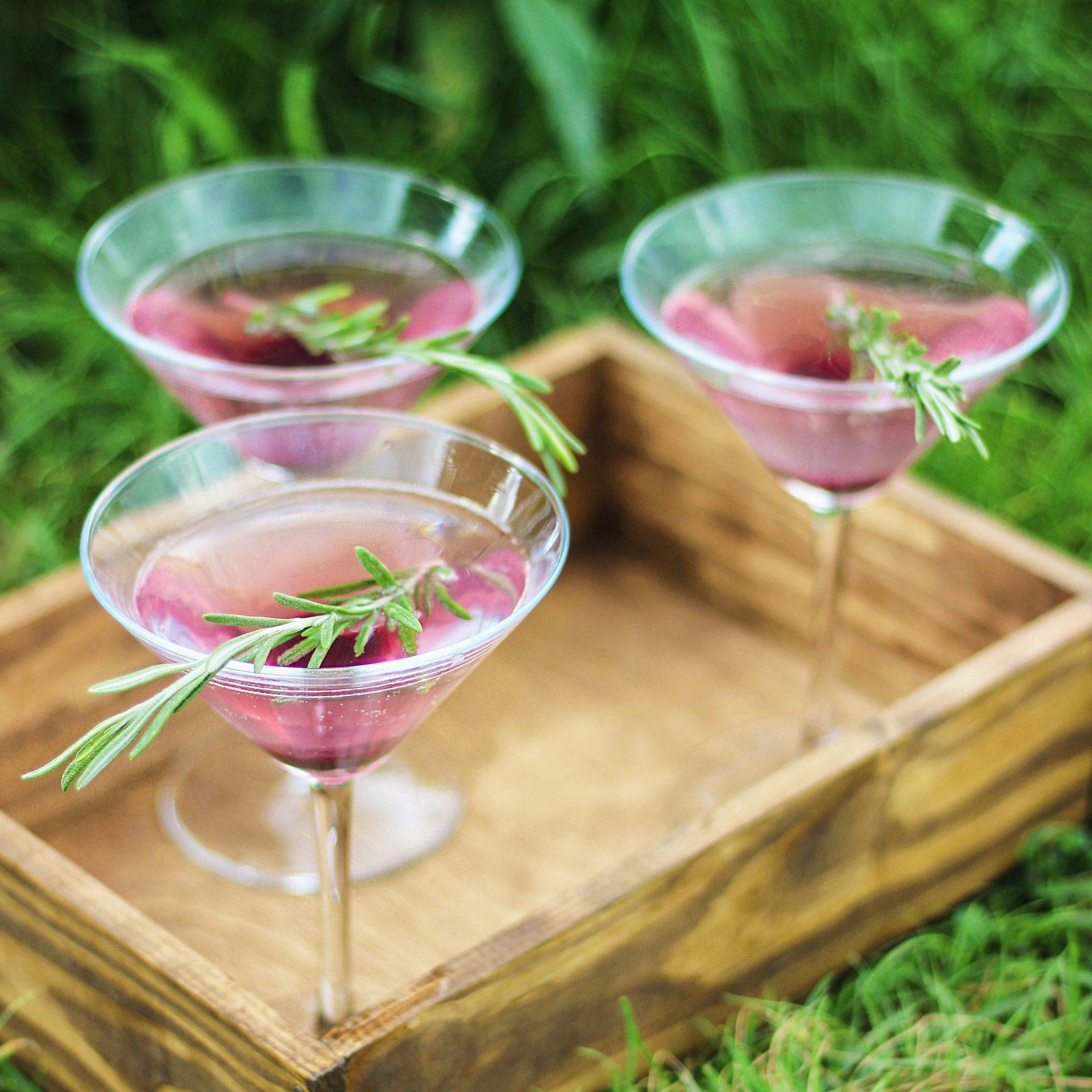 Pink Panther Martini