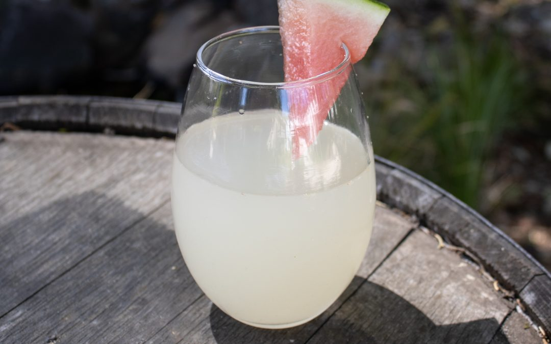 Watermelon & Lemon Fizz