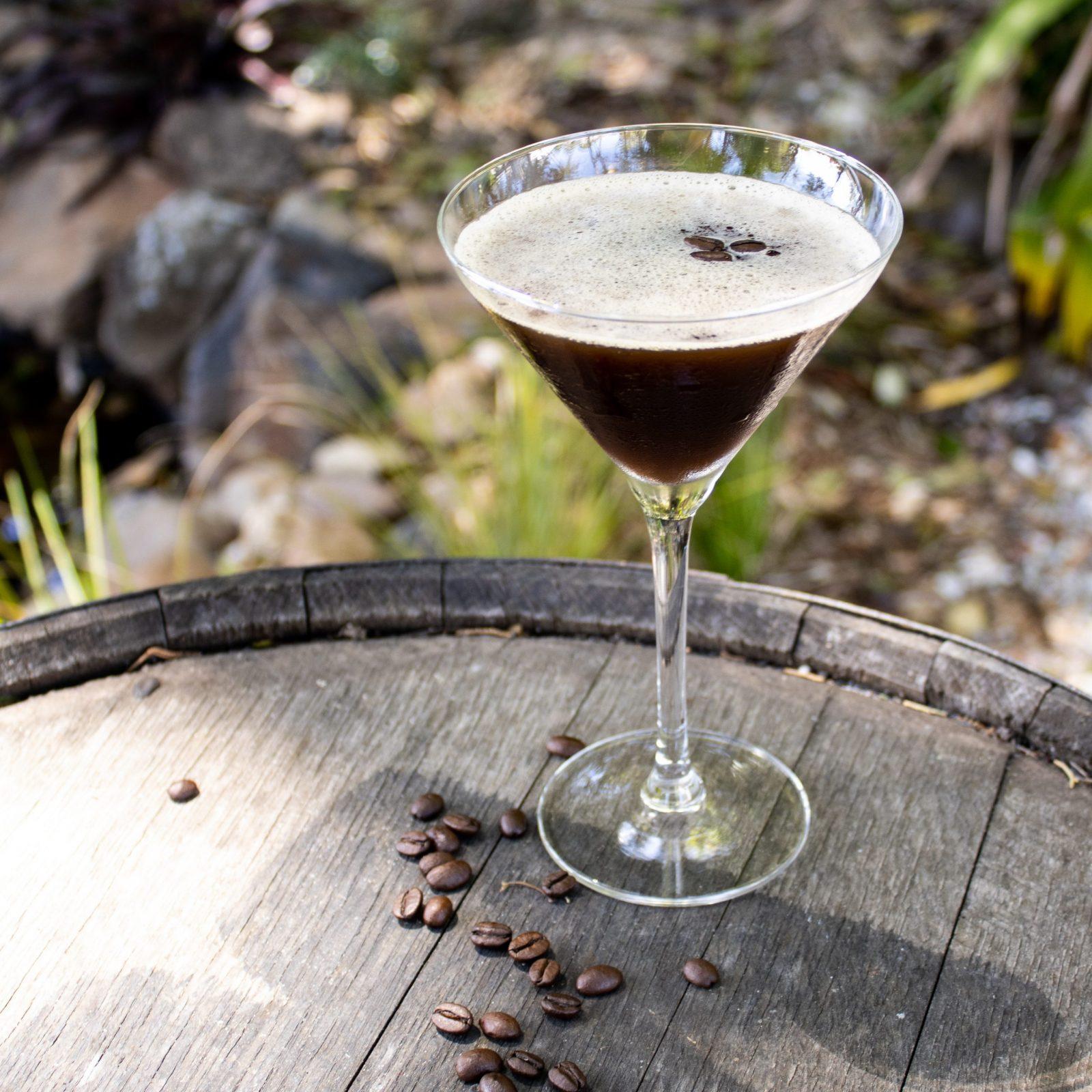 Wattlespresso Martini